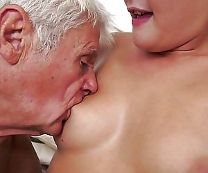 Teen Love Oldman Videos