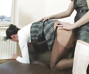Babe in Pantyhose Videos