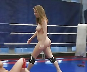 Wrestling Babes Videos