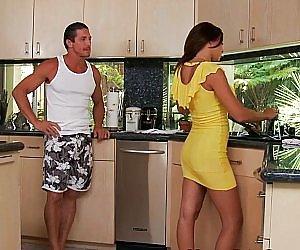 Sex in Kitchen Videos